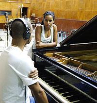 Roberto Fonseca & Danay (c: Y. Lenquette)