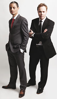 Jose James & Jef Neve