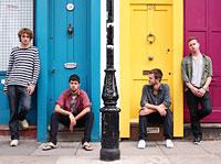 Portico Quartet (c: Toby Summerskill)