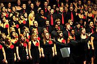 Jazzmanix University Choir