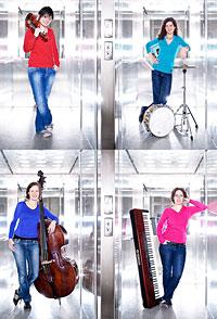 Maria Salamon Quartett