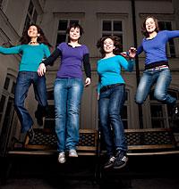 Maria Salamon Quartet