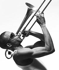 Trombone Shorty (c: Kirk Edwards)