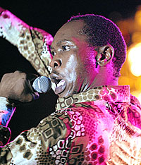 Seun Kuti (c: Wolfgang Gonaus)