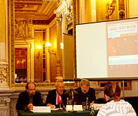 JFW Pressekonferenz 2011