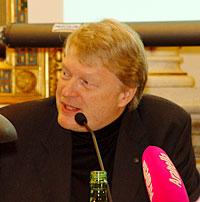 JFW Pressekonferenz 2011: Dietmar Hoscher/Casinos Austria