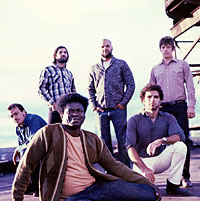 Charles Bradley and the Menahan Street Band