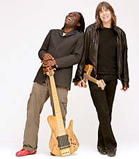 Mike Stern/Richard Bona (c: John Abbott)