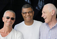 Keith Jarrett/Jack DeJohnette/Gary Peacock (c: Rose Anne Colavito)