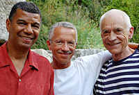 Jack DeJohnette/Keith Jarrett/Gary Peacock (c: Rose Anne Colavito)