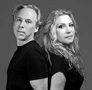 Marc Johnson & Eliane Elias (c: Priscila Silvestre/ECM)