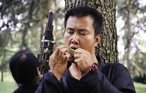 Wang Li & Wu Wei (c: Hay Zhang)