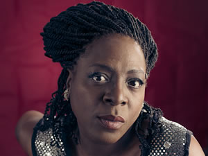 Sharon Jones (c: Paul McGeiver)