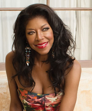 Natalie Cole (c: Jack Guy)