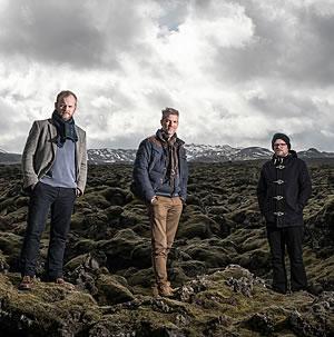 Arni Karlsson Trio (c: Christopher Lund)