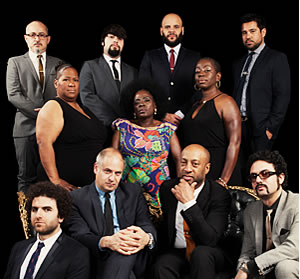 Sharon Jones & The Dap Kings (c: Kyle Dean Reinford)