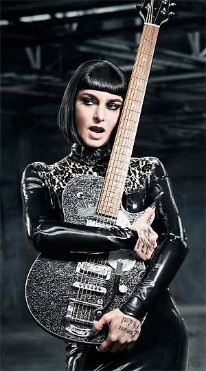 Sinead O'Connor (c: Donal Moloney)