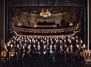 Orchester der Vereinigten Bühnen Wien (c: Moritz Shell)