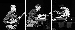 John Scofield / Brad Mehldau / Mark Guiliana