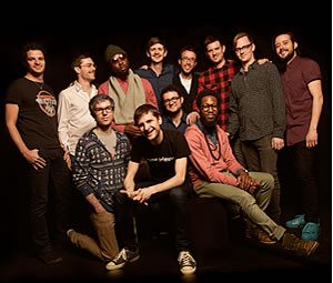 Snarky Puppy (c: Philippe Levy-Stab)