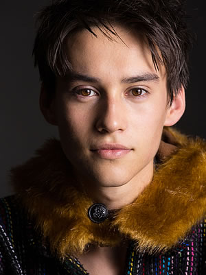 Jacob Collier (c: Greg Gorman)