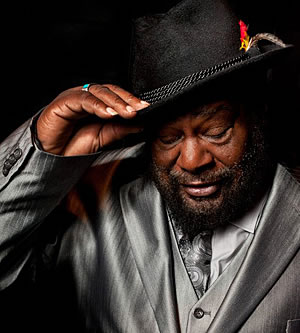 George Clinton (c: William Thoren)
