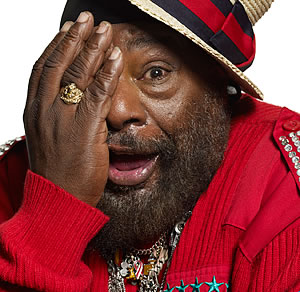 George Clinton (c: Jenny Risher)